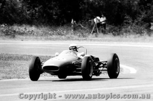 65530 - Barry Collerson   Brabham Ford - Warwick Farm Tasman Series   14th  February 1965