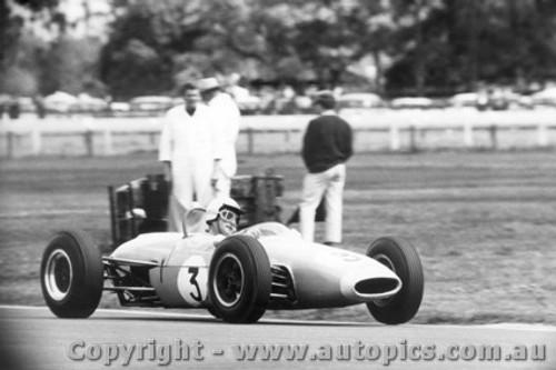65535 - R. Sach   Brabham Ford  -  Warwick Farm 19th September 1965