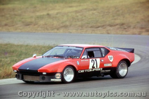 76414 - Rusty French - De Tomaso Pantera - Oran Park 1976