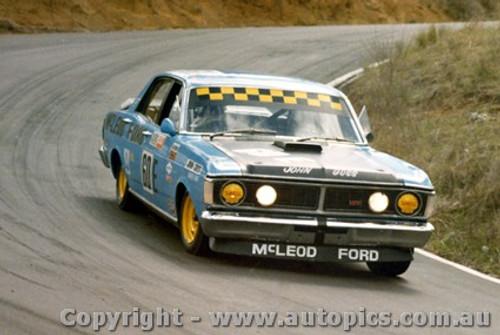 71809  - John Goss  Ford Falcon  XY GTHO Phase 3  -   Bathurst  1971