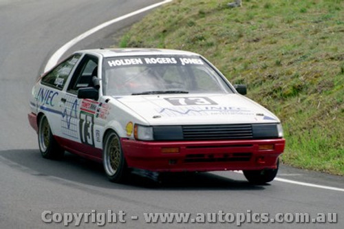 92727  - M. Conway / C. Gardiner  -  Bathurst 1992 - Toyota Corolla -  Photographer Lance Ruting