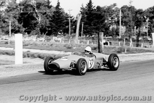 63528 - Greg Cusack - Elfin - Sandown International -  11th March 1963 - Photographer Peter D Abbs