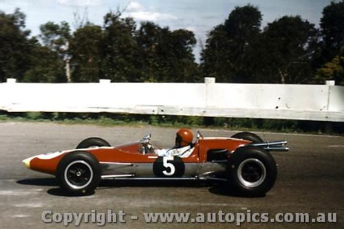 66570  - Bob Jane Elfin Ford - Sandown Tassman Series 1966 - Photographer Peter D Abbs