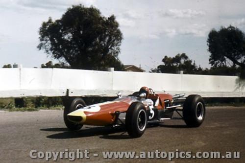 66571  - Bob Jane Elfin Ford - Sandown Tassman Series 1966 - Photographer Peter D Abbs