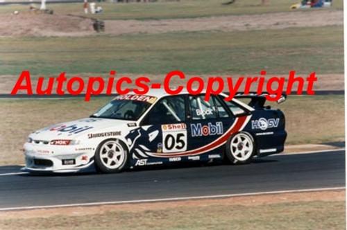 97005 - Peter Brock Holden Commodore - Oran Park 1997 - Photographer Darren House