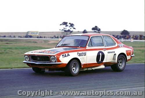 73124 - Peter Brock Holden Torana V8  - Calder 1973 - Photographer  Peter D Abbs