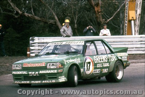83011 - Johnson / Bartlett - Ford Falcon XE - Sandown 1983 - Photographer Peter D Abbs