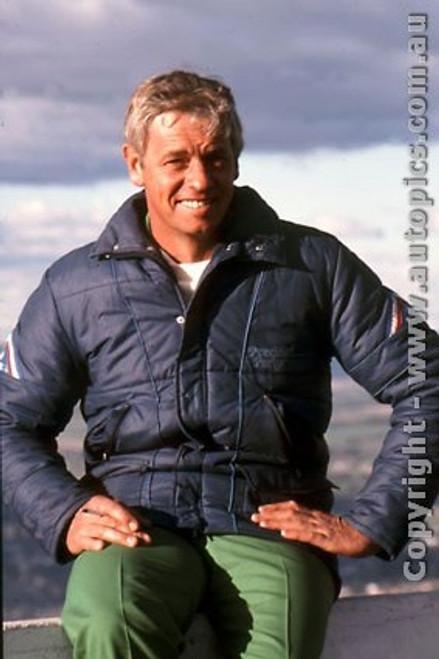 83012 - Dick Johnson - Ford Falcon XE - Oran Park 1983 - Photographer Lance Ruting