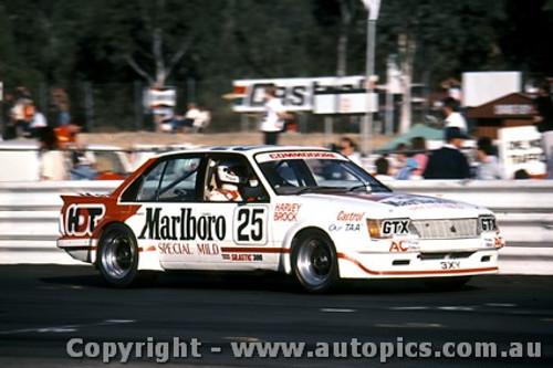 83015  -  Phil Brock/ John Harvey - Holden Commodore VH - Amaroo Park 1983