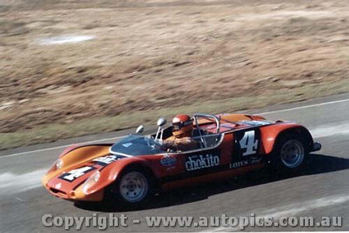 77406 - G. McCombie Lotus 23B - Amaroo 29th May 1977 - Photographer Lance J Ruting