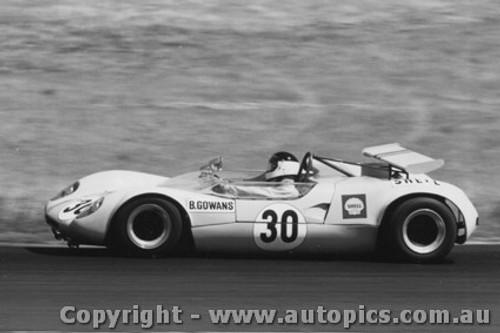 73434 - B Gowans - Lotus 23 - 28/1/1973 - Phillip Island - Photographer Peter D Abbs