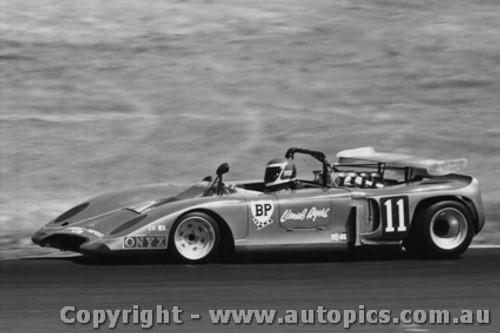 73435 - L Ayres - Rennmax Repco - 28/1/1973 - Phillip Island - Photographer Peter D Abbs