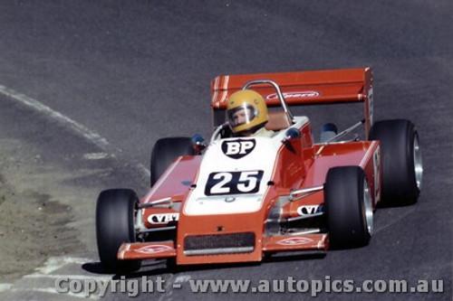 80507 - Peter Macrow Cheetah Toyota - Amaroo Park 13th July 1980 - Photographer Lance J Ruting