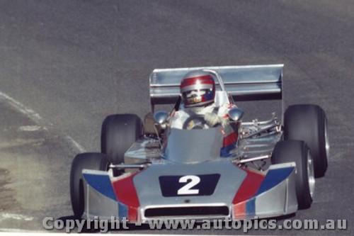 80508 - Mike Stack  - Cheetah Ford - Amaroo Park 13th July 1980 - Photographer Lance J Ruting