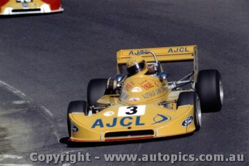 80509 - Graham Engel - Cheetah Ford - Amaroo Park 13th July 1980 - Photographer Lance J Ruting