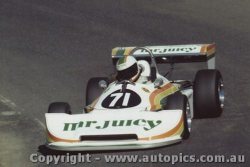 80511 - John Smith - Ralt Ford - Amaroo Park 13th July 1980 - Photographer Lance J Ruting
