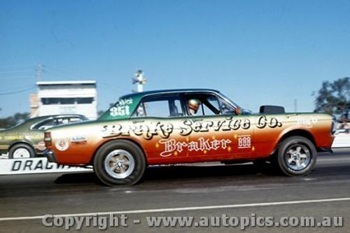 71911 - Braker ll - Castlereagh 1971 - Photographer Jeff Nield