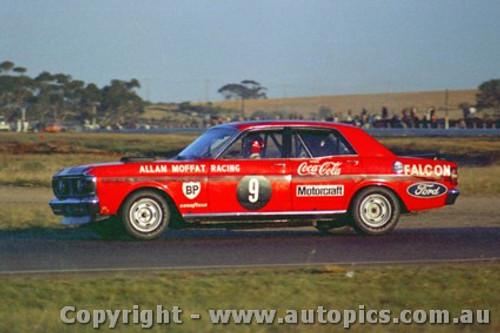 72226 - Allan Moffat Ford Falcon XY - Calder 1972 - Photographer Peter D Abbs