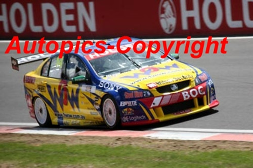 208716 - B. Jones / M. Wilson - Holden Commodore VE - Bathurst 2008 - Photographer Jeremy Braithwaite