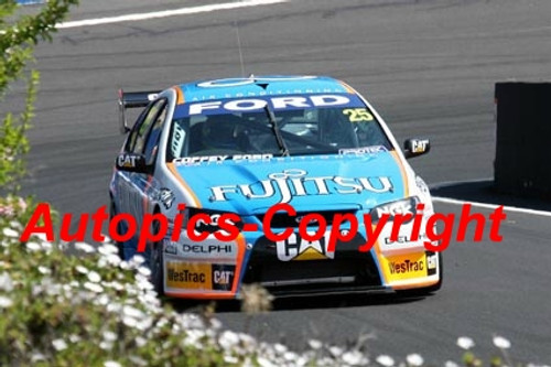 208719 - J. Bright / A. Macrow - Ford Falcon BF - Bathurst 2008 - Photographer Jeremy Braithwaite
