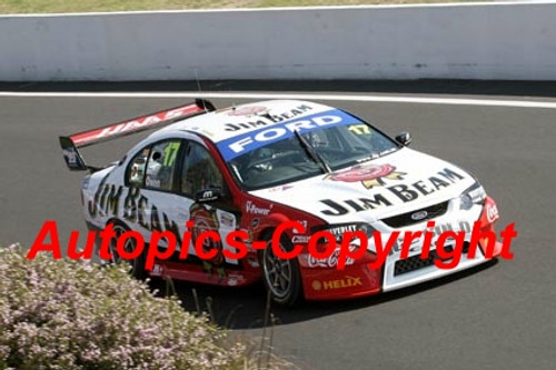 208721 - W. Luff / S. Owen - Ford Falcon BF - Bathurst 2008 - Photographer Jeremy Braithwaite