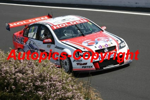 208722 - M. Skaife / G. Tander - Holden Commodore VE - Bathurst 2008 - Photographer Jeremy Braithwaite