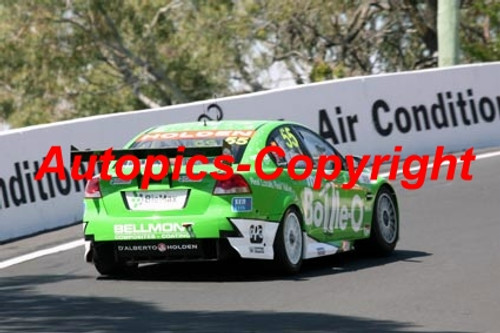 208729 - J. Bargwanna / T. D Albertoy - Holden Commodore VE - Bathurst 2008 - Photographer Jeremy Braithwaite