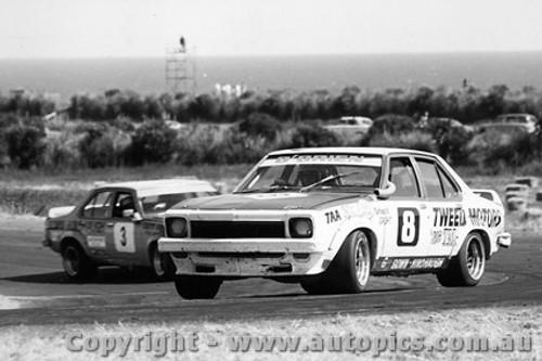 76060 - C. O'Brien Holden Torana L34 SLR - Phillip Island 1976 - Photographer Peter D Abbs