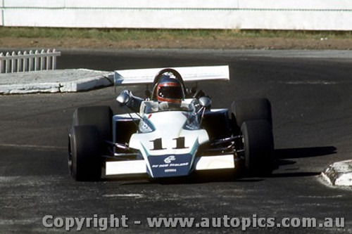 73626 - K. Smith Lotus 59/69 - Tasman Series Pukekohe  1973  - Photographer Jeff Nield