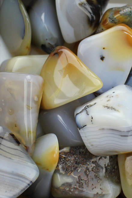 Dendritic Agate Abundance, fullness to life, stabilize vortex, peace to environment