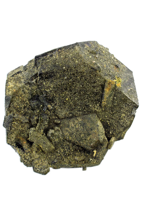 Epidote Raw Release of negativity, embracing positive patterns, attraction of what one emanates