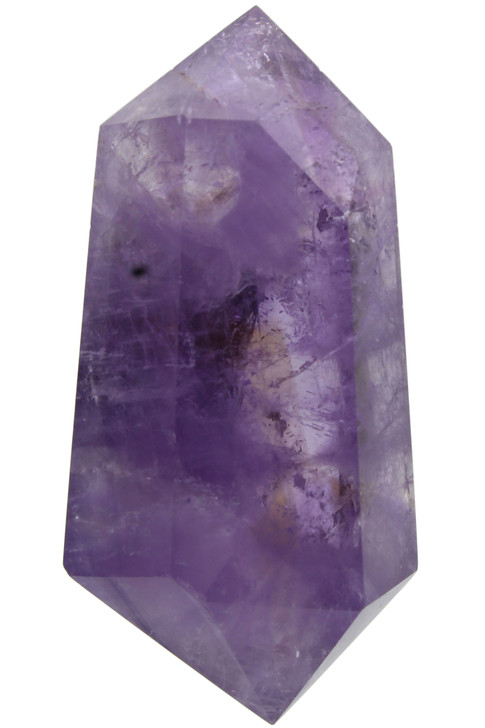 Ametrine Double Terminated Point Anger, anxiety, concentration, confidence creative-expression, fear, grief, clarity, will power, manifestation, breaks patterns, unity