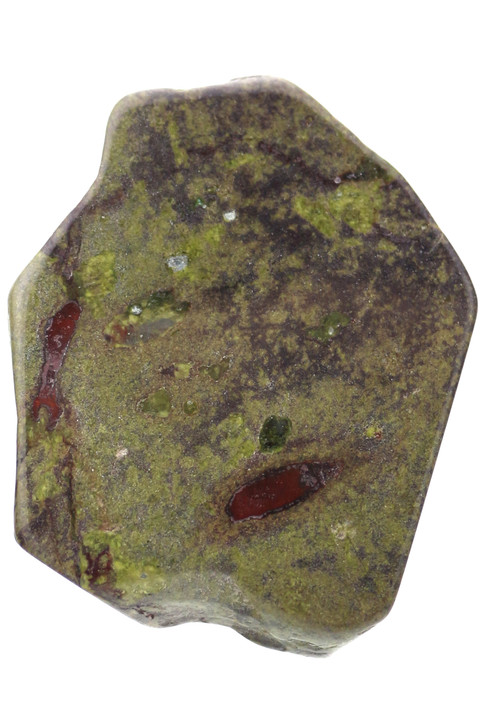 Dragon Stone Jasper Courage, strength, vitality, and grounding through heart