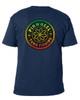 Pinwheel Rasta T-shirts