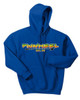 Pinwheel Full Color Hoodie