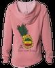 Pineapple Super soft Ladies Sweatshirt