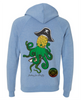 Pineapple Kraken sweatshirt