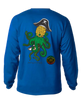 Kraken  long sleeve tee