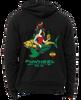 Mermaid Pinwheel Fleece Pullover Sweatshirts