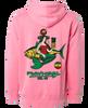 Mermaid Pinwheel Pigment-Dyed Sweatshirts