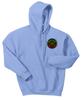 Pinwheel Strong Hooded Sweatshirts