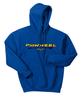 The New Pinwheel Boat Hooded Sweatshirts