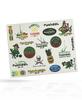 Pinwheel Sticker Sheet