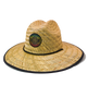 Pinwheel Kraken Straw Hat