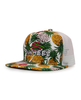 Pineapple Trucker Snapback hat