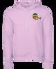 Mermaid 2021 Pinwheel Fleece Sweatshirts
