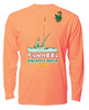 Pineapple Mafia Performance Long Sleeve Shirt UPF 50+
