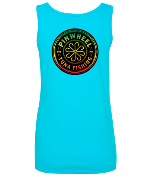 Rasta ladies tank