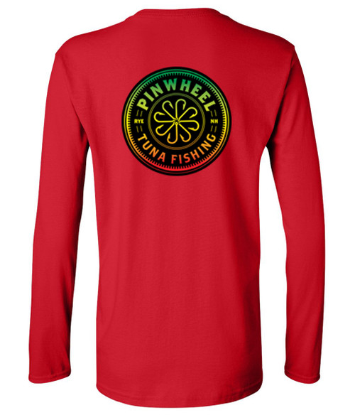 Rasta ladies long sleeve t-shirt