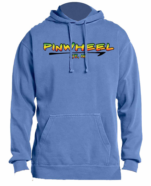 Pineapple garment-dyed sweatshirt